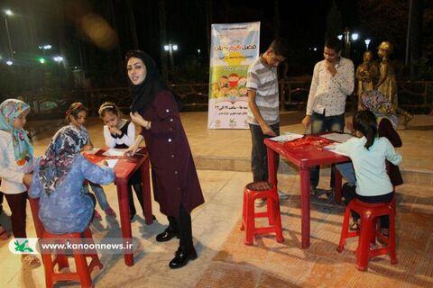 گزارش تصویری هشتمین هفته از پویش «فصل گرم کتاب در یزد» شهریور98