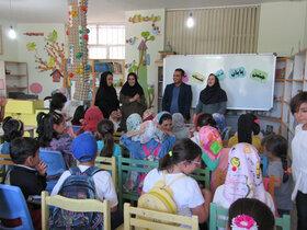 خداحافظ تابستان در مراکز کانون استان اردبیل