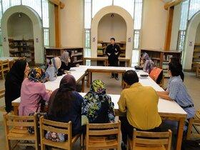 چهارمین نشست انجمن قصه گویی کانون پرورش فکری کودکان و نوجوانان در اصفهان برگزار شد