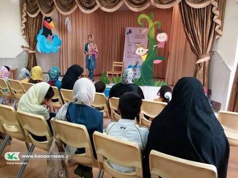 جشنهای قصهگویی در مراکز کانون آذربایجان شرقی