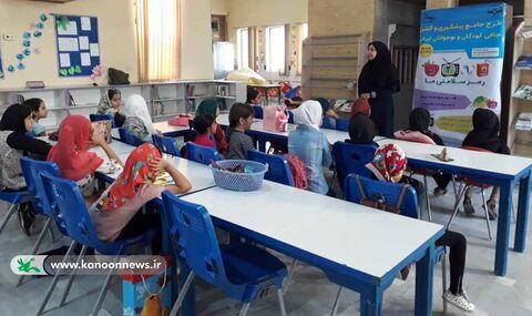 برگزاری کارگاه تغذیهی سالم در مراکز فرهنگیهنری زاهدان