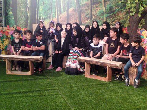 مربیان و اعضای قصهگوی کانون به «جنگل دوستی» رسیدند