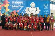 افتخارآفرینی اعضای کانون یزد در مسابقات ربوتکس ایران ۲۰۱۹