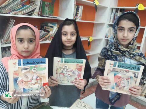 ویژه برنامههای ماه محرم در مراکز فرهنگی هنری کانون مازندران