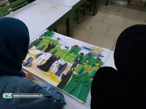 ویژه برنامههای ماه محرم در مراکز فرهنگی هنری کانون مازندران(1)