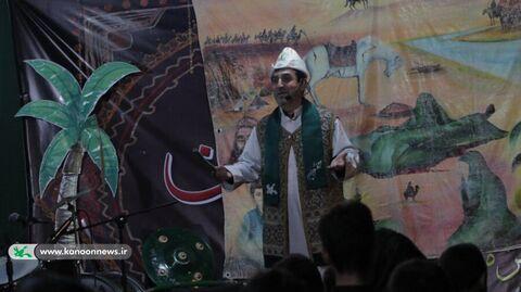 گزارش تصویری از موکب ابناء الحسین