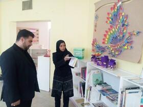 بازدید مدیر کل کانون پرورش فکری کودکان و نوجوانان از مرکز کانون در محمد آباد اصفهان