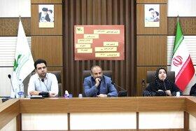 دومین جلسه انجمن نمایش کانون قم با حضور امیر مهدیزاده