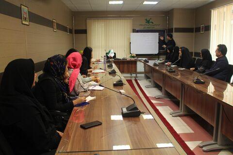 دومین جلسه انجمن هنرهای نمایشی کانون استان آذربایجانشرقی برگزار شد