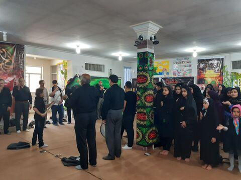 سوگواران حسینی کانون ایلام گردهم آمدند