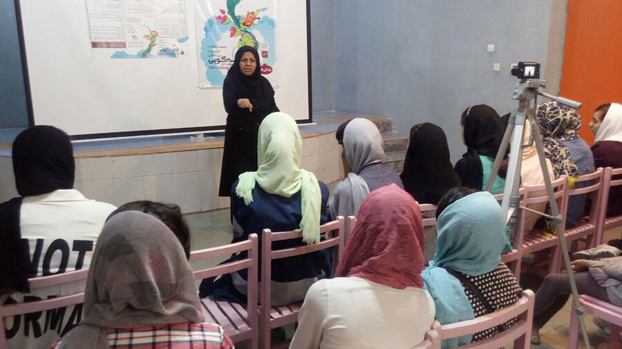 استقبال لرستانی ها برای حضور در جشنواره قصه گویی