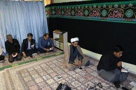 برگزاری مراسم زیارت عاشورا در دهه اول محرم