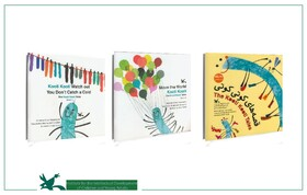 The Copyright of Three Books by Kanoon Assigned to a Publisher from Turkey