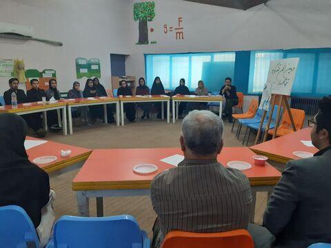کانون پرورش فکری گنبدکاووس میزبان دومین انجمن قصه گویی استان گلستان