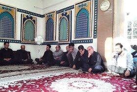 عزاداری مراکز کانون پرورش فکری استان کرمانشاه در ماه محرم