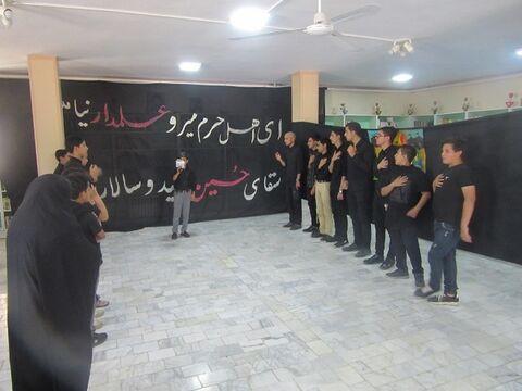 دههی اول محرم در مرکز فرهنگی هنری فردوس