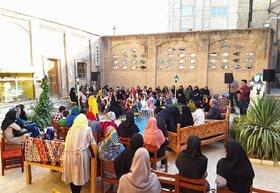 برگزاری دومین جلسه انجمن قصهگویی کانون پرورش فکری در شهر کرمانشاه با عنوان «قاف مثل قصه»
