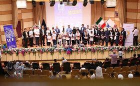 اعضای کانون شماره شش کرمان برگزیده جشنواره ملی پرواز آزاد ایران