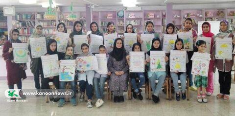 موفقیت اعضای کانون فارس در جشنواره استانی کتابخوانی رضوی