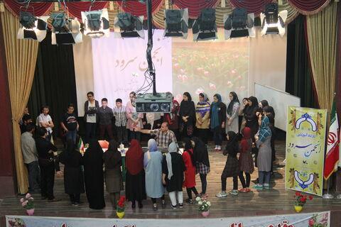 دومین جلسه انجمن سرود کانون برگزار شد