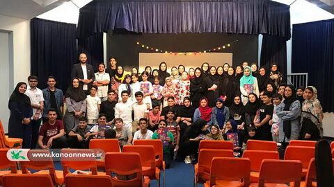 برگزاری مهرواره «تجربههای کوتاه» در کانون شماره ۲۵ کانون تهران