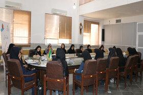 برگزاری کارگاه قصهگویی در بهزیستی سمنان