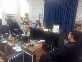 رئیس شورای شهر نیک آباد درخواست راه اندازی مرکز کانون پرورش فکری کودکان و نوجوانان را مطرح کرد