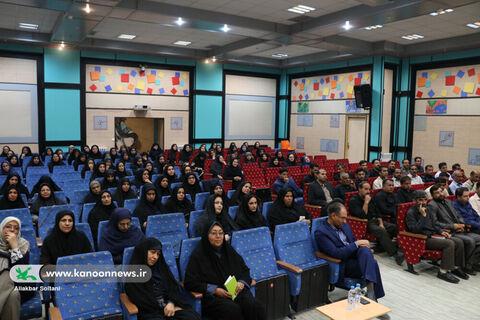 همایش عمومی کارکنان کانون کرمان برگزار شد