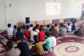 پخش فیلم در مناطق روستایی و عشایری