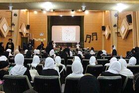 آیین افتتاح « انجمن سرود» کانون البرز برگزار شد