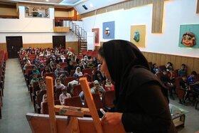 برگزاری اولین جلسه آموزشی انجمن سرود در اراک