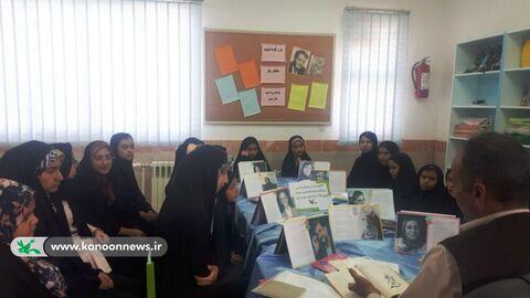 بزرگداشت روز شعر و ادب فارسی در کانون سرایان