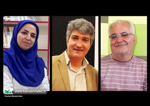 داوران ۲۲مین جشنواره قصهگویی کانون تهران در مرحله استانی معرفی شدند