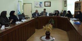 جلسه شورای راهبری توسعه مدیریت