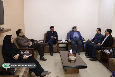 جلسه هم اندیشی و هماهنگی جشنواره قصه گویی برگزار شد