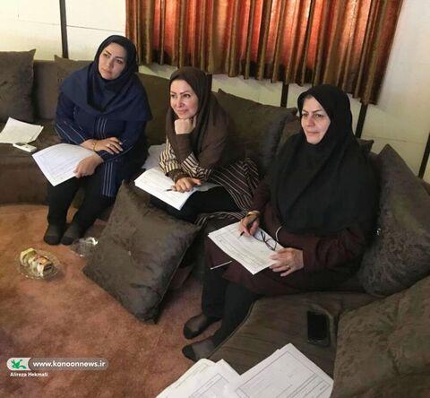 آغاز داوری مقدماتی بخش استانی بیستو دومین جشنواره بینالمللی قصهگویی در کرمانشاه