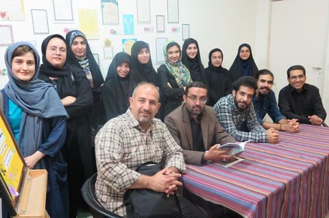 نشست شهریوری انجمن ادبی «نوغزل» در کانون استان قزوین