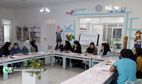 هفتمین نشست انجمن داستان آفرینش در یزد، برگزار شد