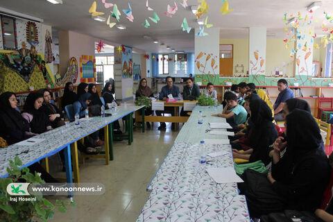 گرامیداشت روز شعر و ادب فارسی در مراکز کانون استان اردبیل