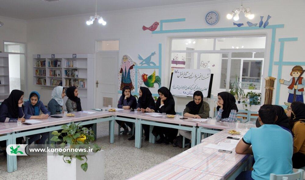 هفتمین نشست انجمن داستان آفرینش برگزار شد