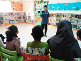 کودکان قشمی به جشن قصه ها دعوت شدند