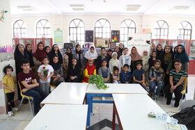 برگزاری انجمن قصه گویی شاخه بوشهر