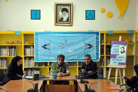 روز ملی شعر و ادب فارسی در کانون اردبیل گرامی داشته شد