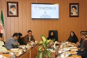 جلسه برنامه ریزی و هماهنگی روزجهانی و هفته ملی کودک در کانون گلستان برگزار شد