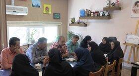 مرحله استانی بیست و دومین جشنواره بینالمللی قصهگویی در کانون قزوین