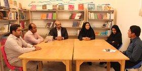 مربیان کتابخانهی سیار سفیران دانایی کانون پرورش فکری