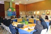 در جلسه هماهنگی برنامه های هفته ملی کودک