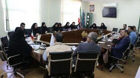 جلسهی هماهنگی روز جهانی و هفته ملی و  کودک در کانون فارس