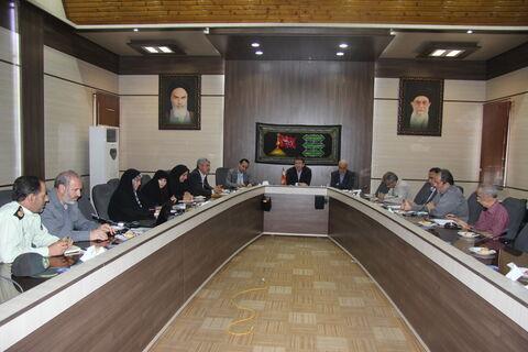 جلسه شورای برنامه ریزی هفته ملی کودک در آذربایجانغربی