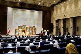 جشنواره بینالمللی قصهگویی «دونقطه:قصه» قم (۱)